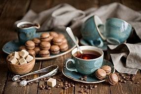 чай крупнолистовой черный